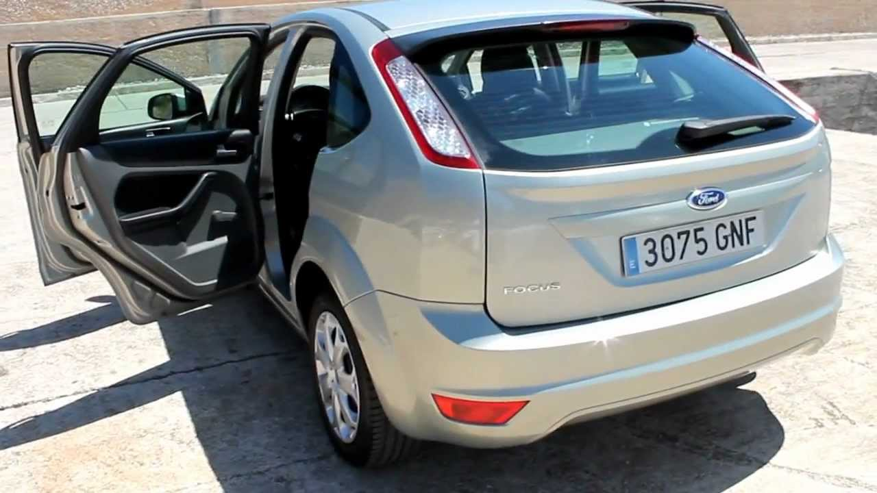 2009 Ford Focus 1 6 Trend 5dr Lhd For Sale In Spain Youtube