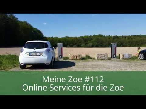 Meine Zoe #112 - Online Services für die Zoe