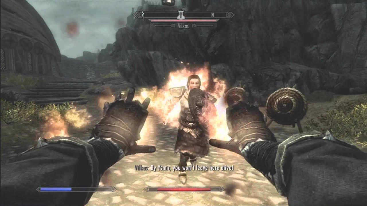 Destruction (Skyrim) | Elder Scrolls | FANDOM powered by Wikia
