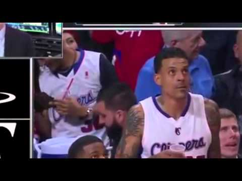 LA Clippers Amazing Skills June 2015 - Inside The Nba Clippers Vs Spurs NBA Roster June 2015