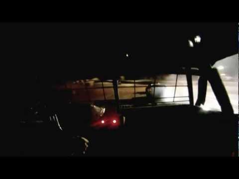 Taylor Rose 87R in car camera centerville speedway