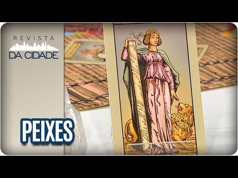 Previsão de Peixes 01/05 à 08/05 - Revista da Cidade (01/05/17)