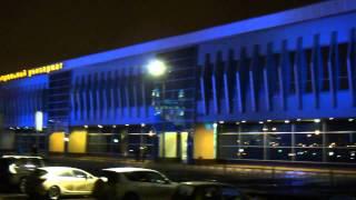 Татарстан жд вокзал Казань, Кремль, Мечеть и Храм(, 2014-02-27T18:03:51.000Z)