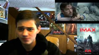 BATMAN V SUPERMAN: DAWN OF JUSTICE Final Trailer REACTION