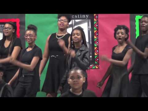 Detroit Academy of Arts & Sciences - Black History Month Celebration 2017