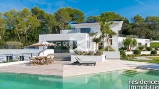 MOUGINS - MAISON A VENDRE - 6 900 000 € - 690 m²