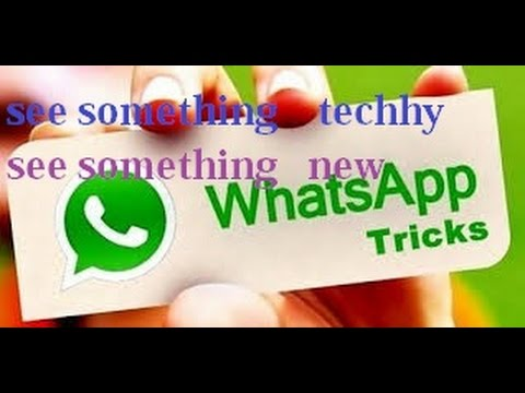 5 whats app cool lattes tricks you should know (march 2017)