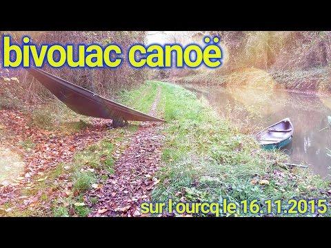 [Equipe]Canoë bivouac 16.11.2015