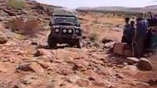Driving Dogon Country