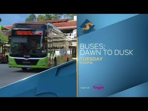 """""""BUSES: DAWN TO DUSK"""" Ep 1 Trailer"""