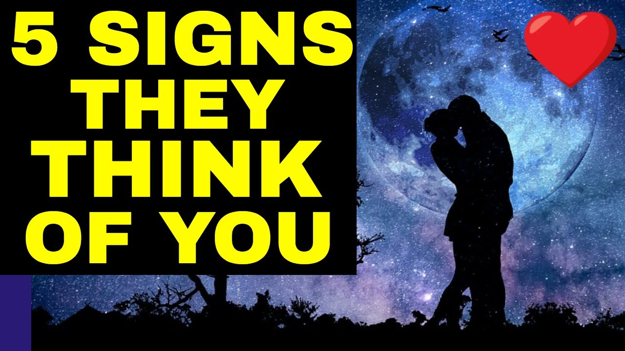 Psychic Signs That Someone Is Thinking About You - Jake Ducey