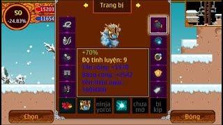 Ninja School Online : Cung 50 Víp Vậy Sao Lại Bán ...