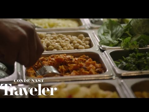 Healthy Fast Food? Sweetgreen Is Revolutionizing On-the-Go Meals for Travelers Everywhere