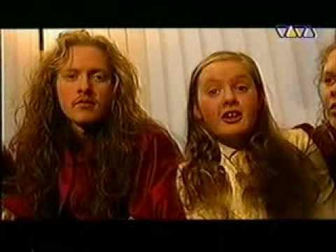 Kelly Family: Interaktiv 1995: Interview (2)