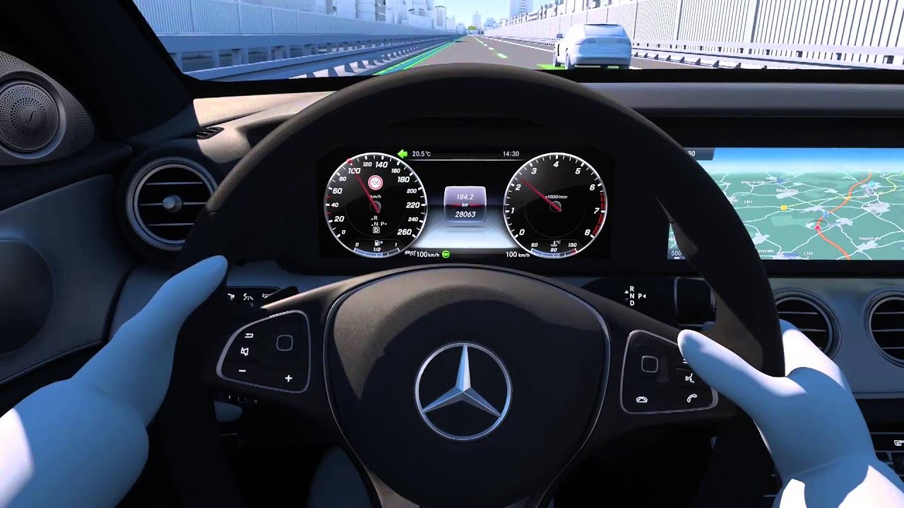 Awesome galleries of mercedes e class lane assist fiat for Mercedes benz assist