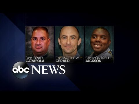 Deadly Police Ambush in Baton Rouge