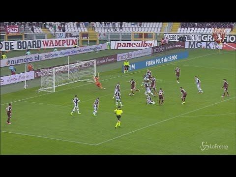 Torino-Udinese 2-2 - Sintesi