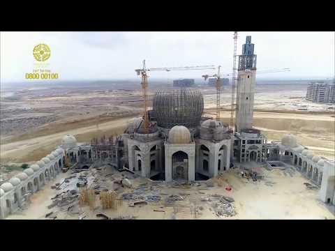 Grand Jamia Masjid Bahria Town Karachi: Global Icon in Making