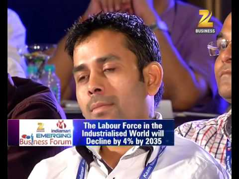 IndiaMART Emerging Business Forum, Ahmedabad session