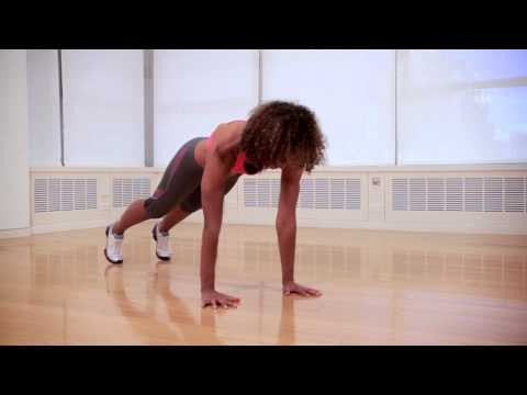 Total-Body Transformation – Month 2 – Women's Health