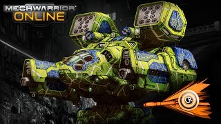 MechWarrior Online - Mad Cat MKII