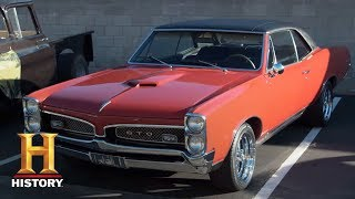 Counting Cars: A GTO Catches Danny