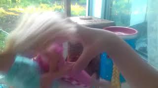 Свадьба Барби | Играем с подругой куклами