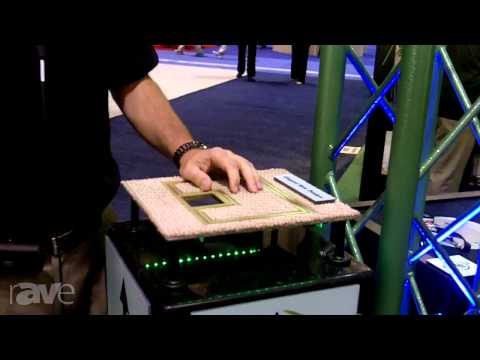 InfoComm 2013: FSR Features its new Covers for its FL500 Floor Boxes