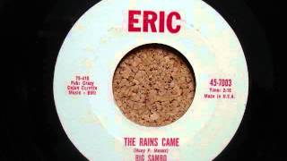 Big Sambo  -  The Rains Came