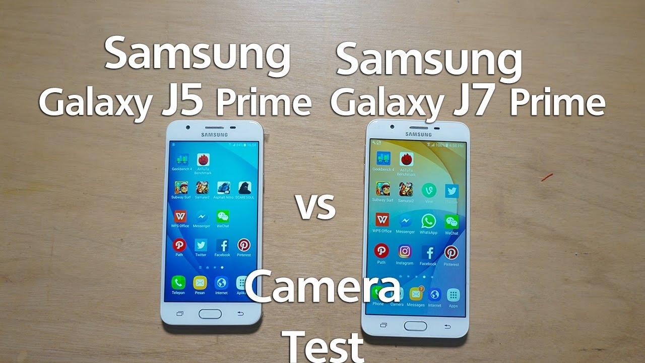 Samsung J7 Prime Vs J5 Indonesia