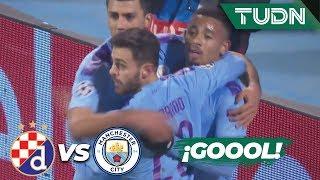 ¡El city empata el partido! | Dinamo 1 - 1 Man. City | Champions League - J 6 - Grupo C | TUDN