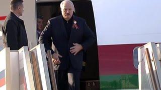 В Москву прибыли президенты Белоруссии, Киргизии, Индии