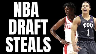 4 Sleepers in The 2020 NBA Draft That You NEED To Know! (NBA Draft Steals)