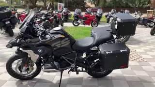 2019 BMW R 1250 GS TRIPLE BLACK at Euro Cycles of Tampa Bay Florida