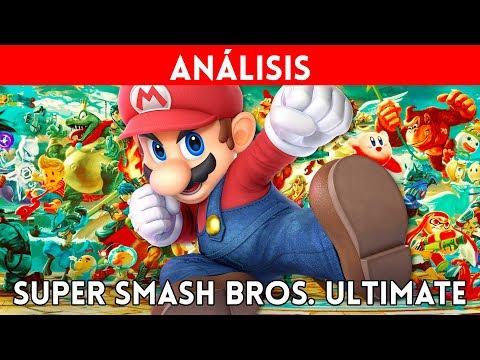 ANÁLISIS SUPER SMASH BROS. ULTIMATE (Nintendo Switch) - Un JUEGO de 10 thumbnail