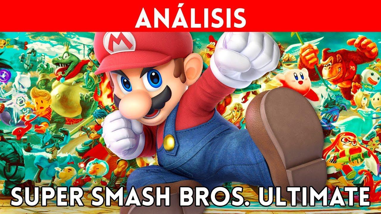 Analisis Super Smash Bros Ultimate Nintendo Switch Un Juego De