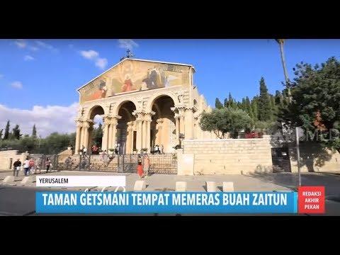 Wisata Rohani Di Kota Yerusalem   REDAKSI PAGI (11/04/20)