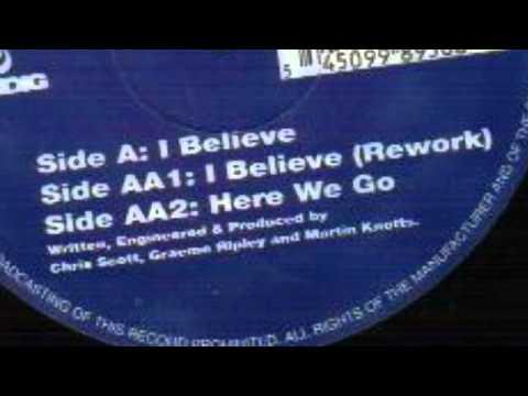 Happy Clappers - I Believe (Rework)