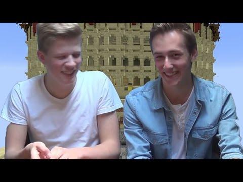 LACHENDE MANNEN?! | EGG WARS #16 (Met Jeremy)