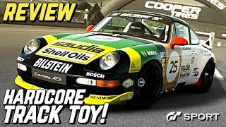 GT SPORT - Porsche 911 (993) Carrera RS Club Sport REVIEW