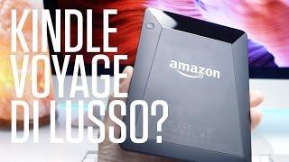 Kindle Voyage, eReader di lusso? – Unbox e recensione in italiano