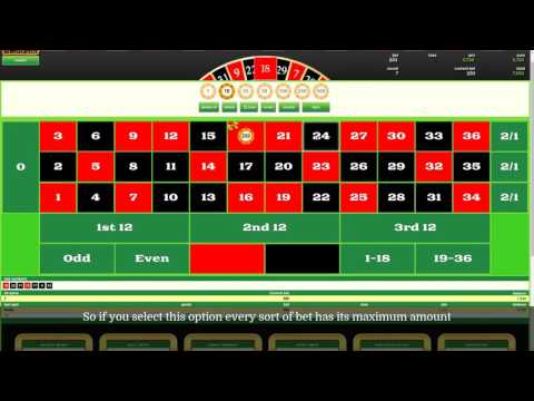 Video Roulette simulator game download