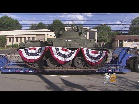 Tank Pull Challenge Raises Over $1 Million In New Jersey