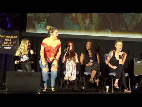 SPNCHI 2018 Kim, Briana, Lisa, Rachel and Ruth Panel