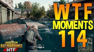 PUBG WTF Funny Moments Highlights Ep 114 (playerunknown's battlegrounds Plays)