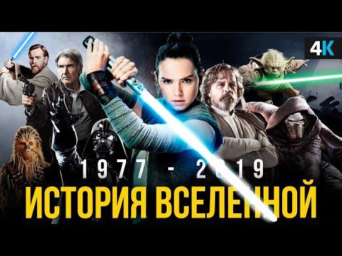Звездные Войны - пересказ вселенной. 1-8 эпизоды, мультфильмы и хронология франшизы.