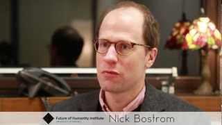 Nick Bostrom - Future of Humanity Institute