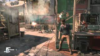 PlayStation E3 2015 Moment: Uncharted 4: A Thief