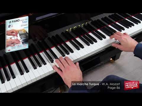 La Marche Turque - LE PIANO Pour Les 9-15 Ans