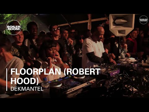 Floorplan (Robert Hood) Boiler Room x Dekmantel Festival DJ Set Mp3